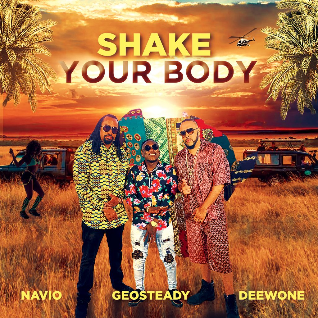 SHAKE YOUR BODY cover photo